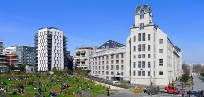 Schéma Directeur Énergie – Fluides – Déchets de l'Université Paris Diderot