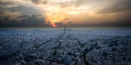 Étude stratégique pour la neutralité carbone de Paris en 2050