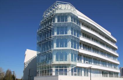 Reconstruction du siège social du Crédit Agricole Atlantique Vendée