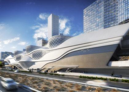 Mise en place de l'exploitation du métro de Riyadh