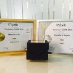 Cube d'or de la catégorie «bâtiments certifiés» dans CUBE 2020