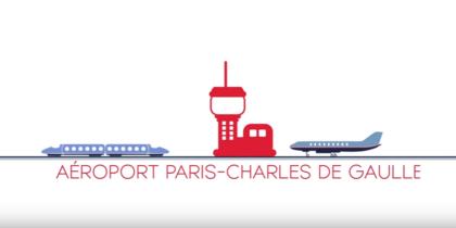 Objectif 20 min pour le Charles de Gaulle Express