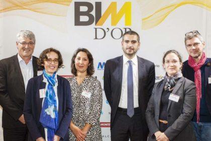 BIM d'Or 2017: Egis reçoit le BIM d'Or & le coup de coeur du jury!