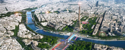 Paris 2024, l'interview de Tony Estanguet pour Egis !