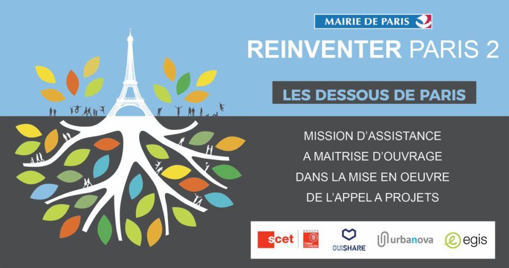 Réinventer Paris, les dessous de Paris