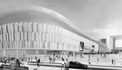 La U Arena de Nanterre: nouvelle cathédrale de l'Ovalie et du spectacle