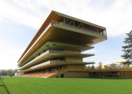 L'hippodrome de Longchamp à nouveau dans la course!