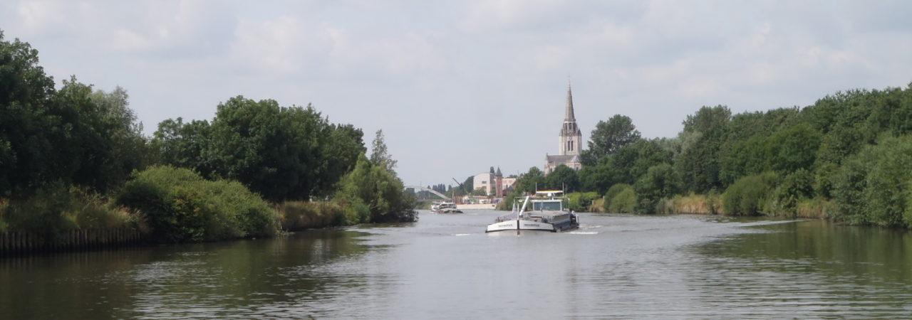 Voies Navigables de France: on se lance sur une nouvelle Assistance à Maîtrise d'Ouvrage!