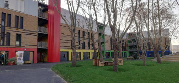 Un nouveau centre d'hébergement pour Noël