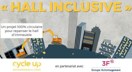 Cycle-Up lance le concours Hall Inclusive, 100% réservé aux étudiants!