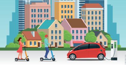 Un numéro spécial de l'Equipe sur les nouvelles mobilités