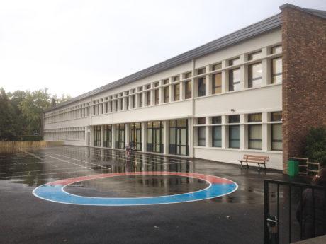 Rénovation du Groupe Scolaire René Coty