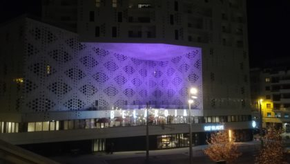 Inauguration du Belaroïa, bijou architectural de Montpellier!