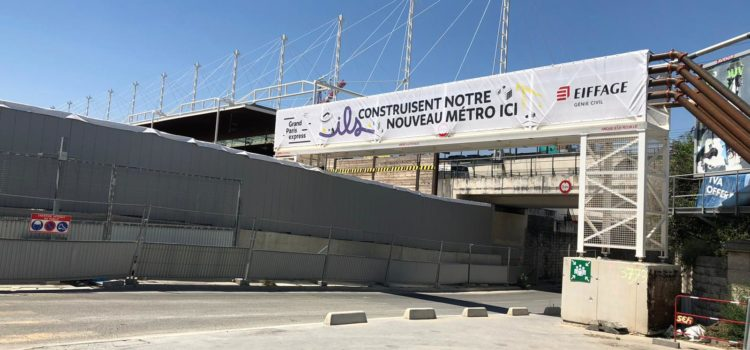 Grand Paris Express: l'avancement de Quai#3 sur le projet