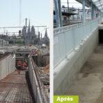 De nouveaux aménagements pour la gare de Dijon