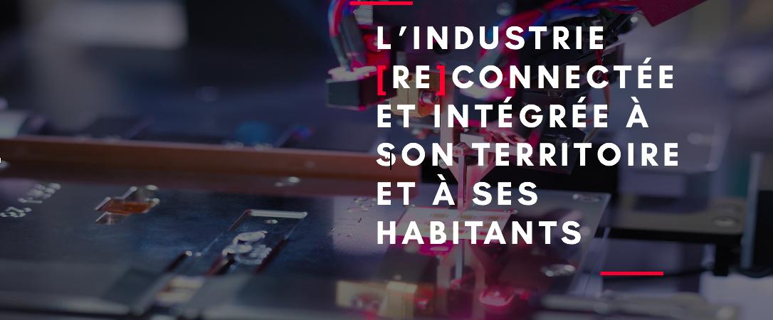 On accompagne la stratégie industrielle de la Métropole de Lyon