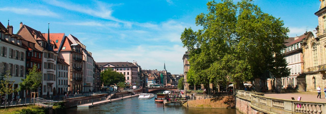 Un nouveau projet pour Voies Navigables de France!