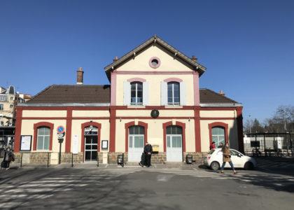 Imaginer les services de demain dans les gares d'Ile-De-France